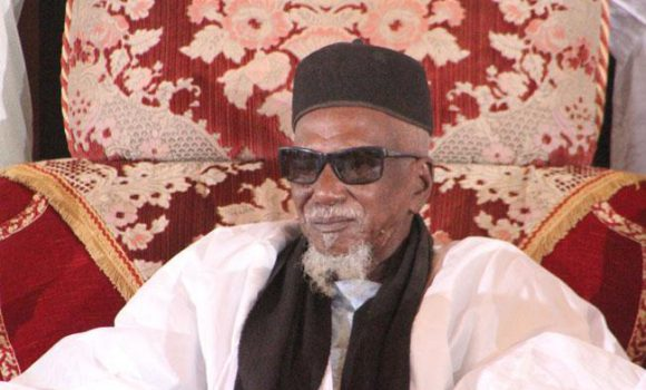 The PATISEN delegation's Ziaar for the Grand Magal of Touba 2016