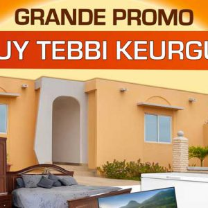 Lancement de la promo nationale « Kouy Tebbi Keur-gui »