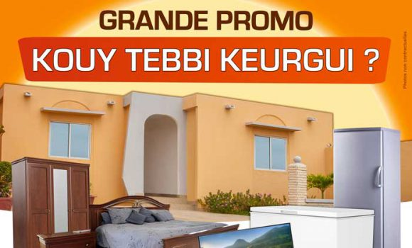 Launch of the national campaign « Kouy Tebbi Keur-gui »