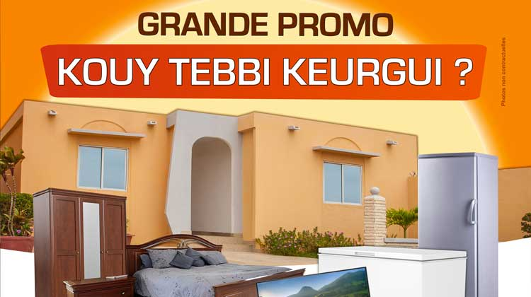 Lancement de la promo nationale « Kouy Tebbi Keur-gui »